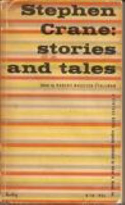 Stories and Tales N/A 9780394700106 Front Cover