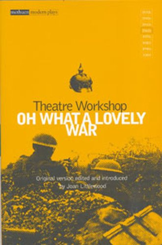 Oh, What a Lovely War   1993 edition cover