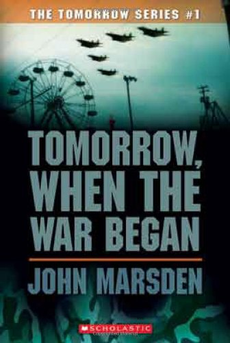 Tomorrow, When the War Began  Reissue  edition cover