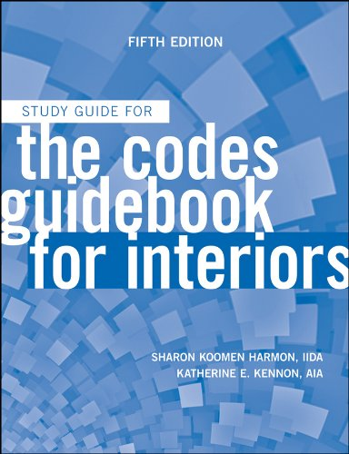 Codes Guidebook for Interiors  5th 2011 edition cover