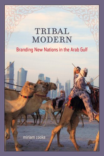 Tribal Modern Branding New Nations in the Arab Gulf  2014 edition cover