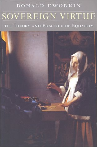 Sovereign Virtue The Theory and Practice of Equality  2000 (Reprint) edition cover