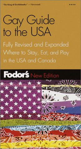 Gay Guide to the USA Plus Toronto and Montreal 3rd 2001 9780679003106 Front Cover