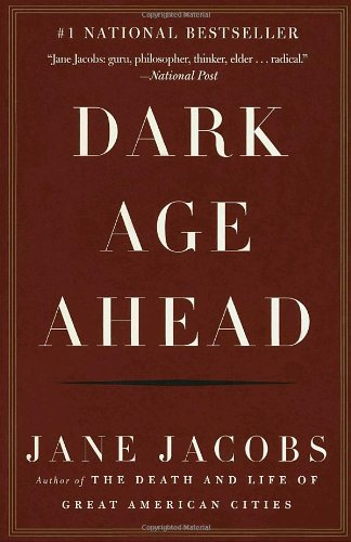 Dark Age Ahead:   2004 9780679313106 Front Cover