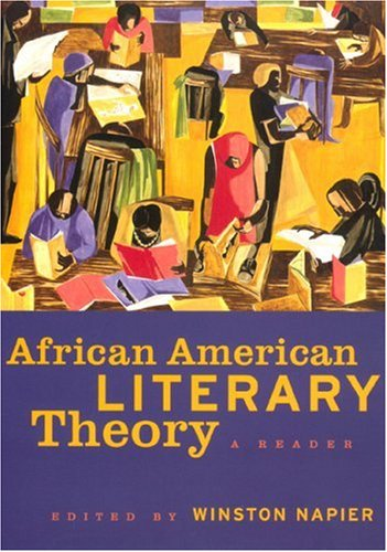 African American Literary Theory A Reader  2000 edition cover