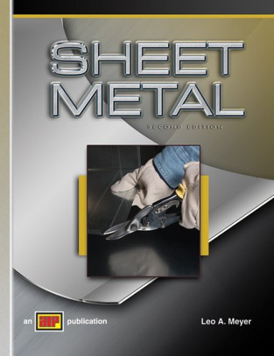 Sheet Metal  2nd 2006 edition cover