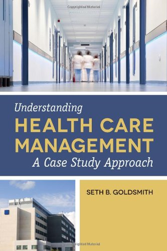 Understanding Health Care Management   2014 edition cover