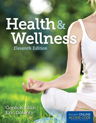 Health and Wellness  11th 2014 edition cover