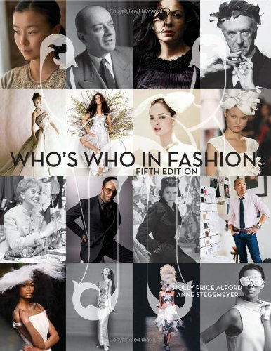 Who's Who in Fashion 5th Edition  5th 2010 (Revised) edition cover
