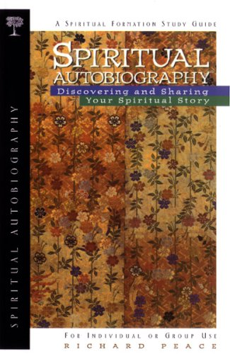 Spiritual Autobiography Discovering and Sharing Your Spiritual Story N/A 9781576831106 Front Cover