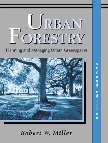 Urban Forestry Planning and Managing Urban Greenspaces 2nd 1997 edition cover