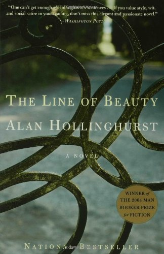 Line of Beauty  N/A edition cover