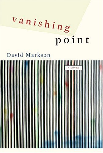 Vanishing Point A Novel  2004 edition cover