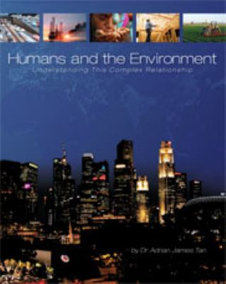 Humans and the Environment   2011 edition cover