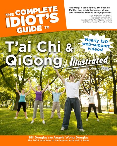 Complete Idiot's Guide to T'ai Chi and Qigong  4th edition cover