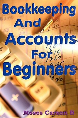 Bookkeeping and Accounts for Beginners   2009 edition cover