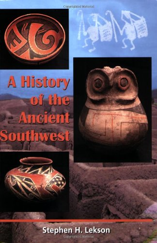 History of the Ancient Southwest   2008 edition cover