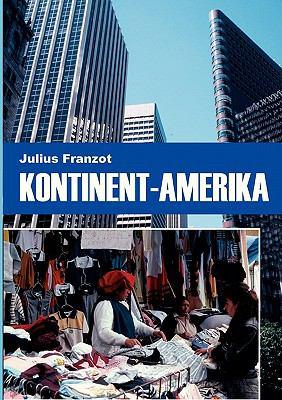Kontinent-Amerik  N/A 9783833440106 Front Cover