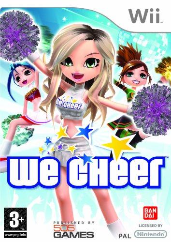 We Cheer (Wii) Nintendo Wii artwork