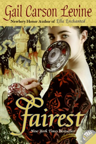 Fairest   2008 edition cover