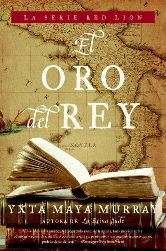 Oro Del Rey Novela N/A 9780060891107 Front Cover