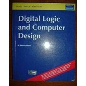 Digital Logic and Computer Design  1979 edition cover