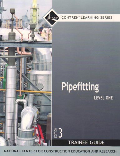 Pipefitting Level 1  3rd 2006 edition cover