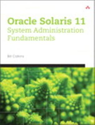 Oracle� Solaris 11 System Administration   2013 edition cover