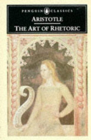 Art of Rhetoric   1991 edition cover