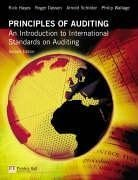 Principles of Auditing An Introduction to International Standards on Auditing 2nd 2005 (Revised) edition cover