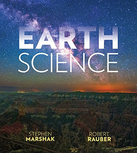 Earth Science The Earth, the Atmosphere, and Space  2017 9780393614107 Front Cover
