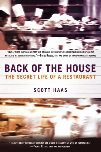 Back of the House The Secret Life of a Restaurant N/A edition cover