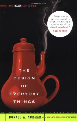 Design of Everyday Things   2002 edition cover