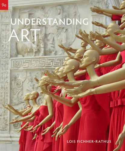 Understanding Art  9th 2010 edition cover