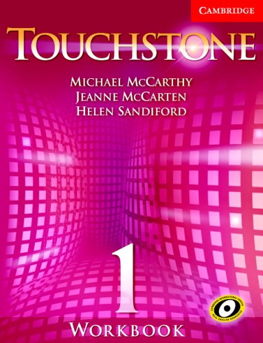 Touchstone   2005 (Workbook) edition cover