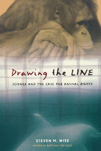 Drawing the Line Science and the Case for Animal Rights  2003 edition cover