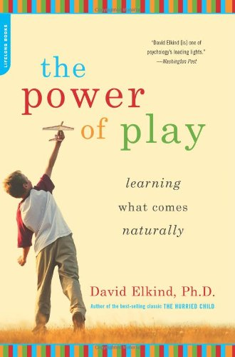 Power of Play Learning What Comes Naturally  2008 edition cover