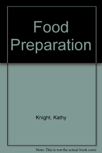 Food Preparation  Revised  9780757568107 Front Cover