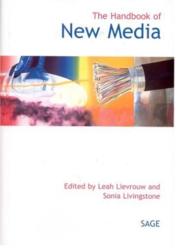 Handbook of New Media Social Shaping and Consequences of ICTs  2002 9780761965107 Front Cover