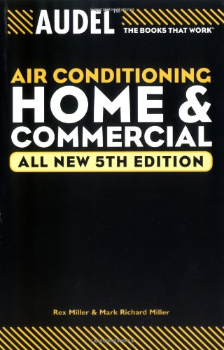 Air Conditioning Home and Commercial  5th 2004 (Revised) edition cover