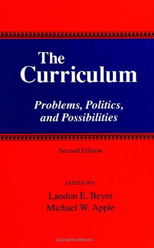 Curriculum Problems, Politics, and Possibilities 2nd 1998 edition cover