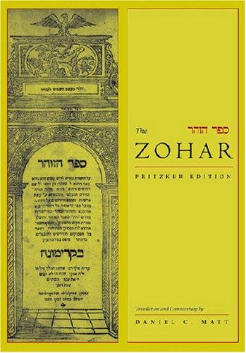 Zohar   2006 edition cover