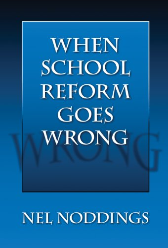 When School Reform Goes Wrong   2007 edition cover