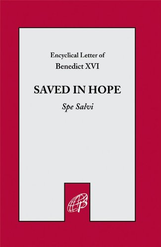 Saved by Hope Spe Salvi N/A edition cover