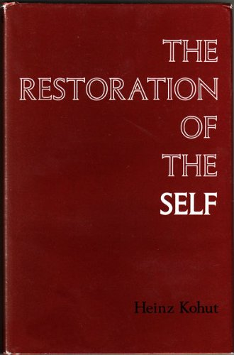 Restoration of the Self  1977 9780823658107 Front Cover