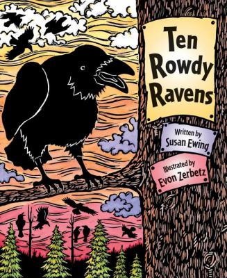 Ten Rowdy Ravens   2005 9780882406107 Front Cover