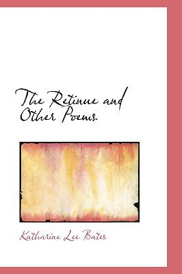 Retinue and Other Poems  N/A edition cover