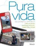 Pura Vida Beginning Spanish  2014 edition cover