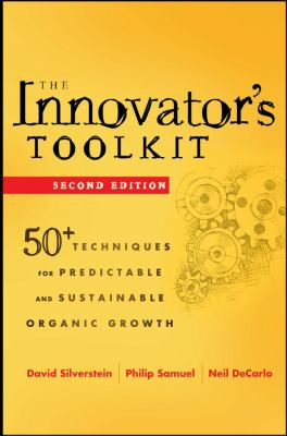 Innovator's Toolkit 50+ Techniques for Predictable and Sustainable Organic Growth 2nd 2012 edition cover
