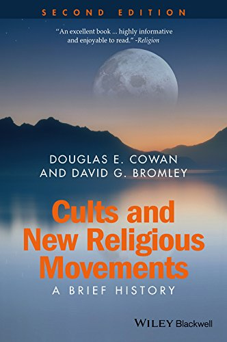 Cults and New Religions A Brief History 2nd 2015 edition cover